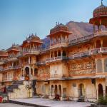 Jaipur the Pink City